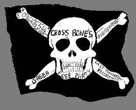 Cross bones flyer